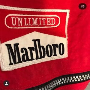 Malboro duffel bag